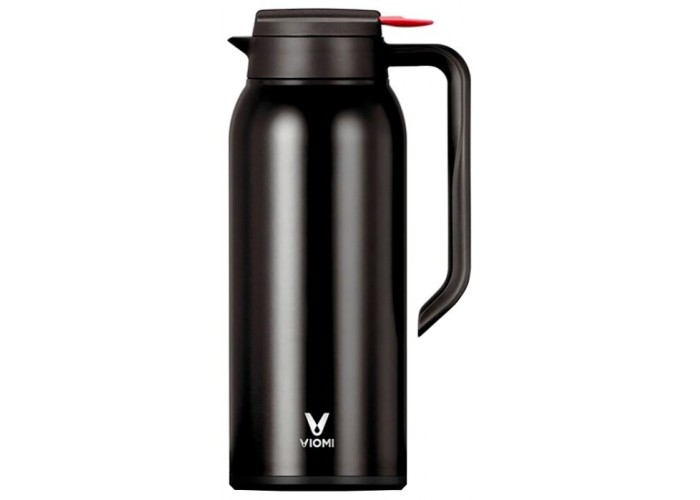Термос Xiaomi Viomi Steel Vacuum Pot 1,5 л, чёрный цвет