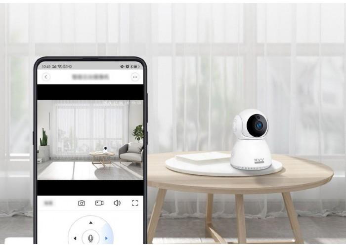 IP-камера Xiaomi Xiaovv Smart PTZ Camera 2K