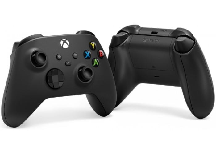 Геймпад Microsoft Xbox Series чёрный