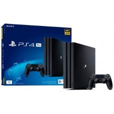 Sony PlayStation 4 Pro чёрная