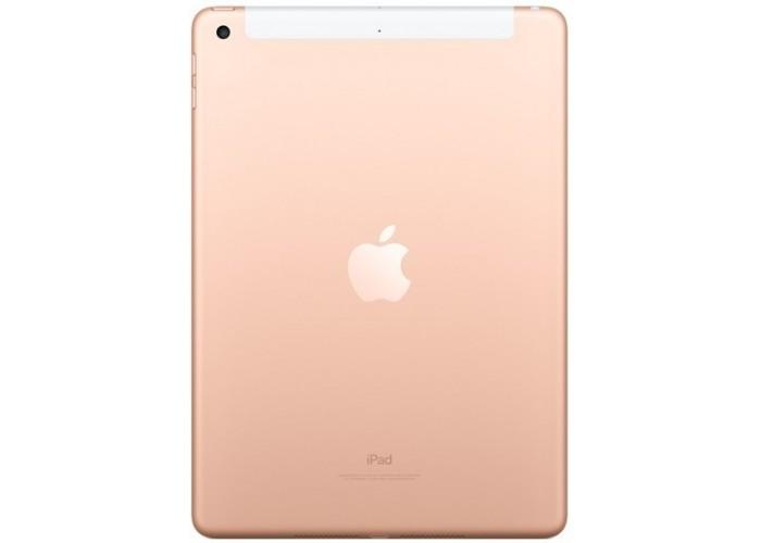 iPad (2018) Wi-Fi + Cellular 128 ГБ золотой