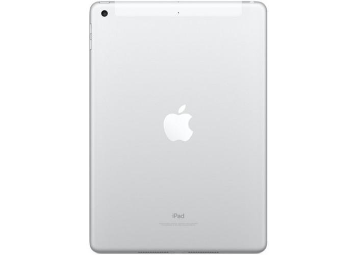 iPad (2018) Wi-Fi + Cellular 32 ГБ серебристый