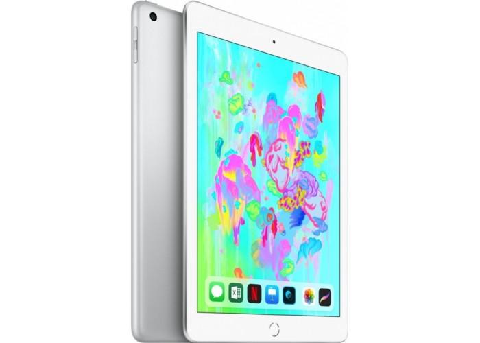 iPad (2018) Wi-Fi 32 ГБ серебристый
