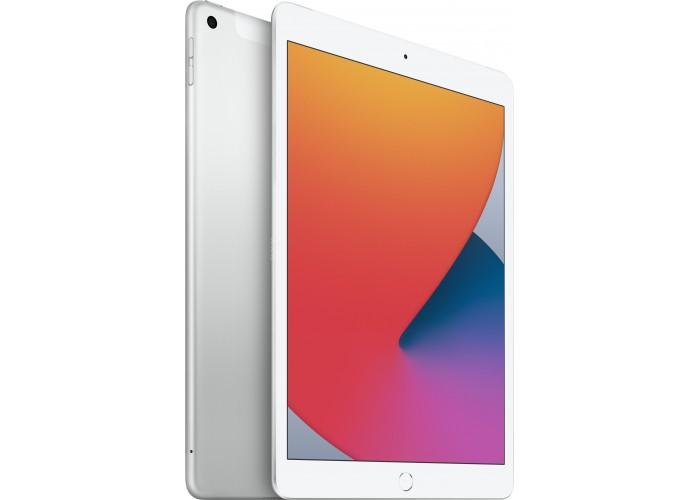 iPad (2020) Wi-Fi + Cellular 32 ГБ серебристый