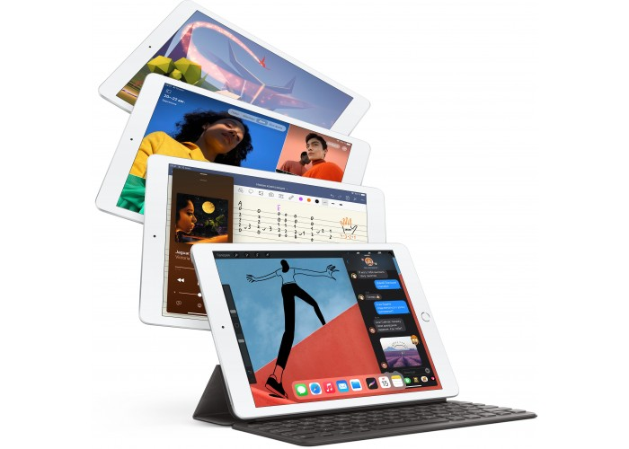 iPad (2020) Wi-Fi + Cellular 128 ГБ золотой