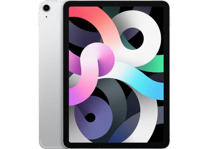 iPad Air (2020) Wi-Fi + Cellular 64 ГБ серебристый