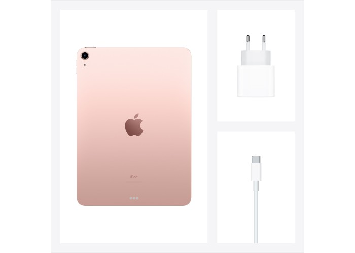 iPad Air (2020) Wi-Fi 256 ГБ «розовое золото»