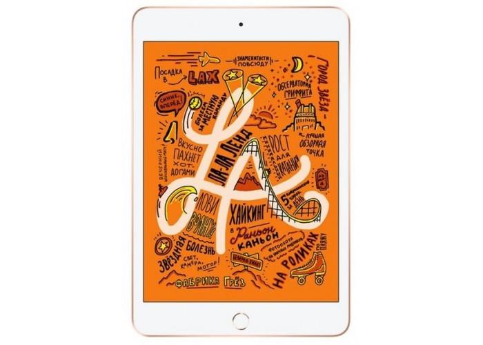 iPad mini (2019) Wi-Fi + Cellular 64 ГБ золотой