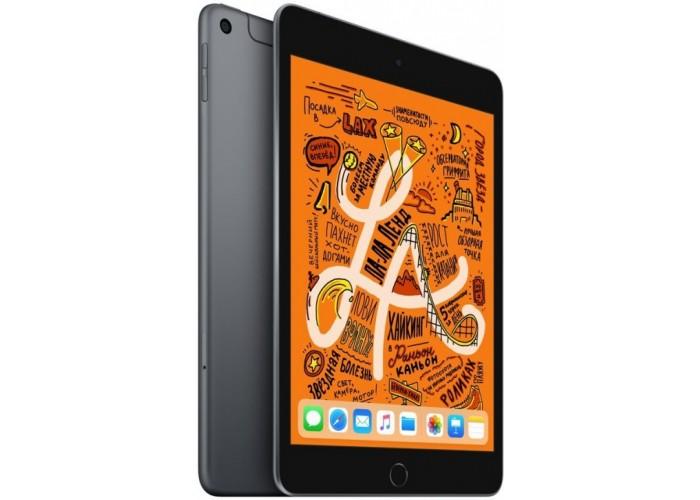 iPad mini (2019) Wi-Fi + Cellular 64 ГБ «серый космос»
