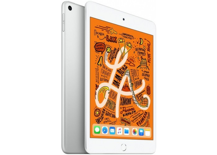 iPad mini (2019) Wi-Fi 256 ГБ серебристый