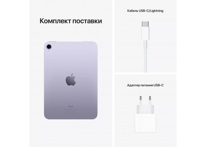 iPad mini (2021) Wi-Fi 256 ГБ Фиолетовый