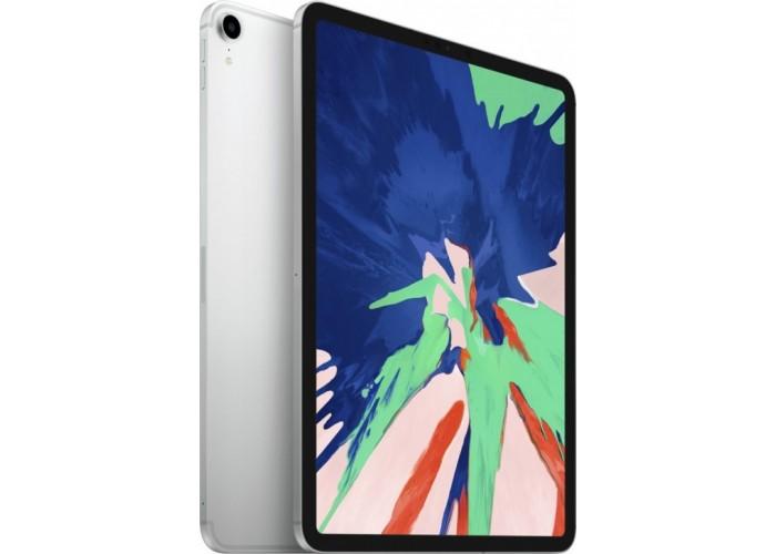 iPad Pro (2018) 11 Wi-Fi + Cellular 64 ГБ серебристый