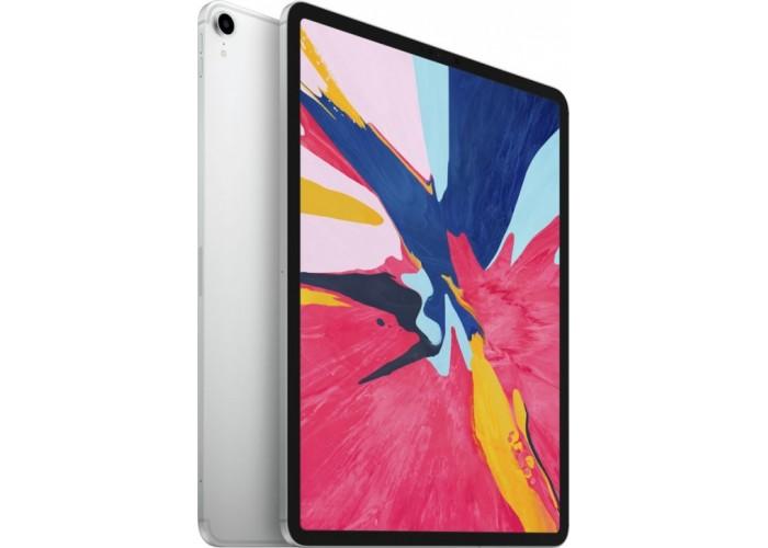 iPad Pro (2018) 12.9 Wi-Fi + Cellular 256 ГБ серебристый