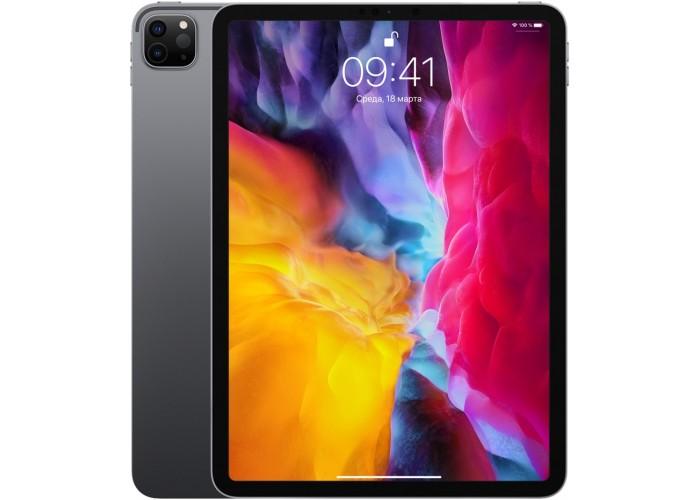 iPad Pro (2020) 11 дюймов Wi-Fi 1 ТБ «серый космос»