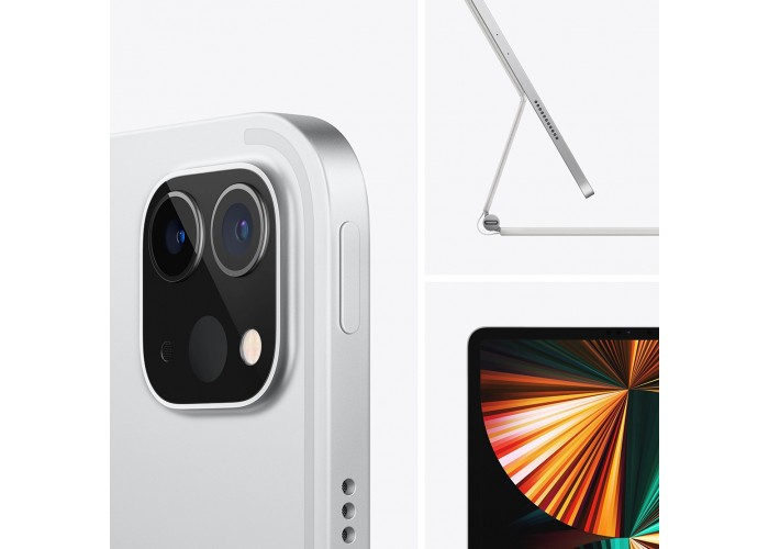 iPad Pro (2021) 11 дюймов Wi-Fi 256 ГБ Серебристый