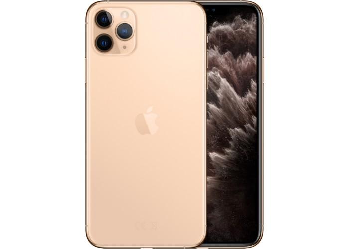 iPhone 11 Pro Max 256 ГБ золотой