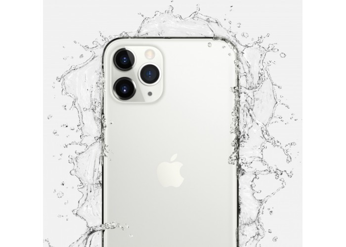 iPhone 11 Pro Max (Dual SIM) 512 ГБ серебристый