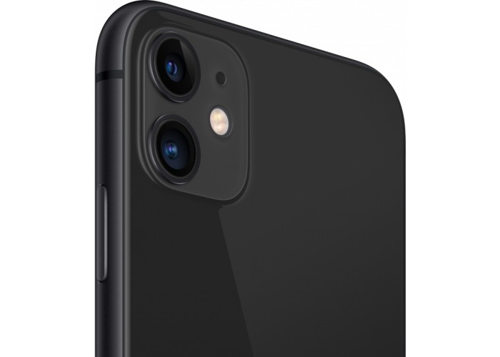 iPhone 11 (Dual SIM) 64 ГБ чёрный