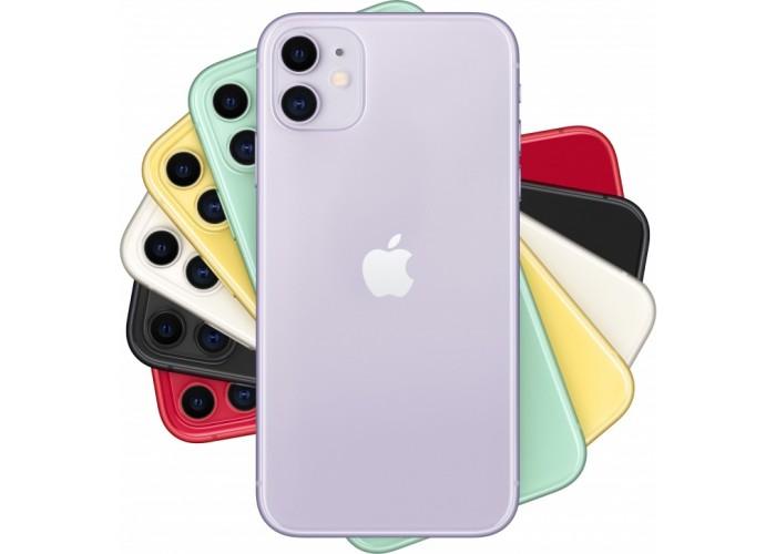 iPhone 11 128 ГБ фиолетовый