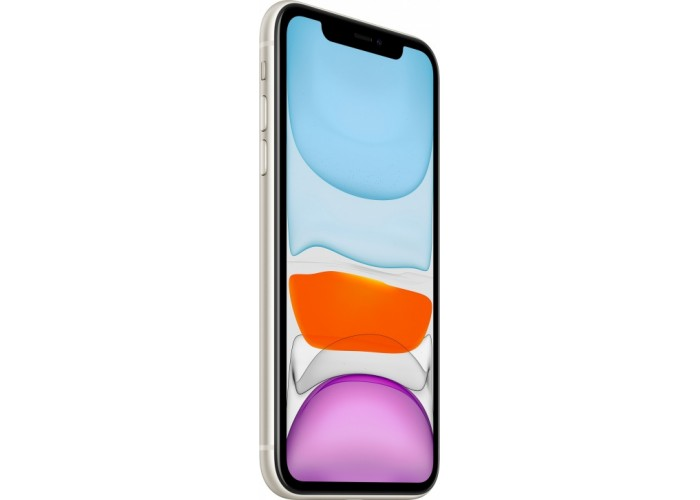 iPhone 11 (Dual SIM) 64 ГБ белый