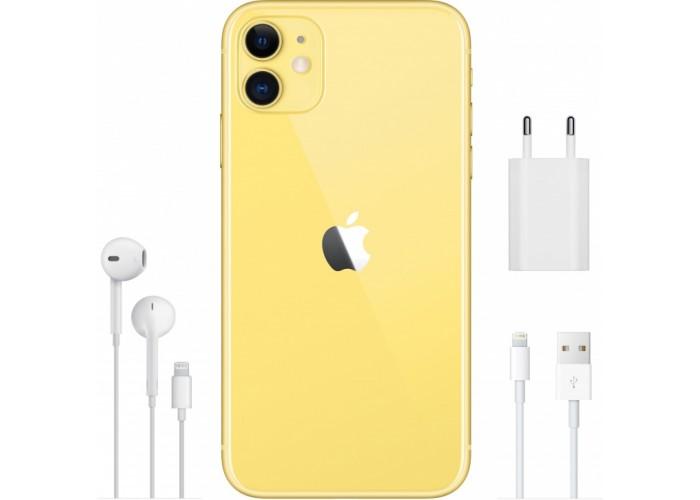 iPhone 11 256 ГБ жёлтый
