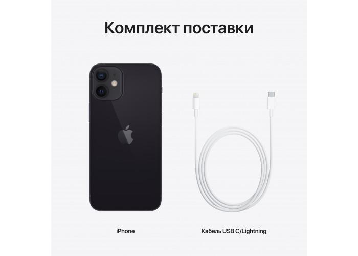 iPhone 12 mini 256 ГБ чёрный