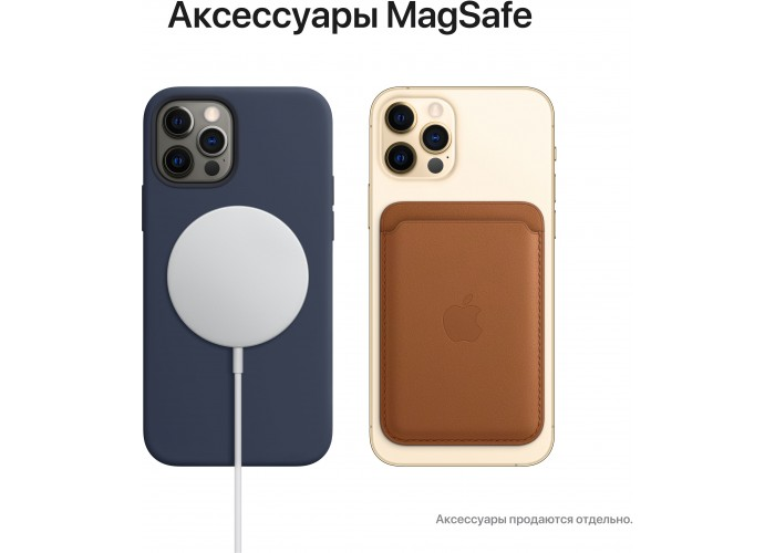 iPhone 12 Pro Max 512 ГБ графитовый