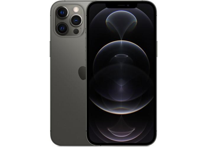iPhone 12 Pro Max 256 ГБ графитовый