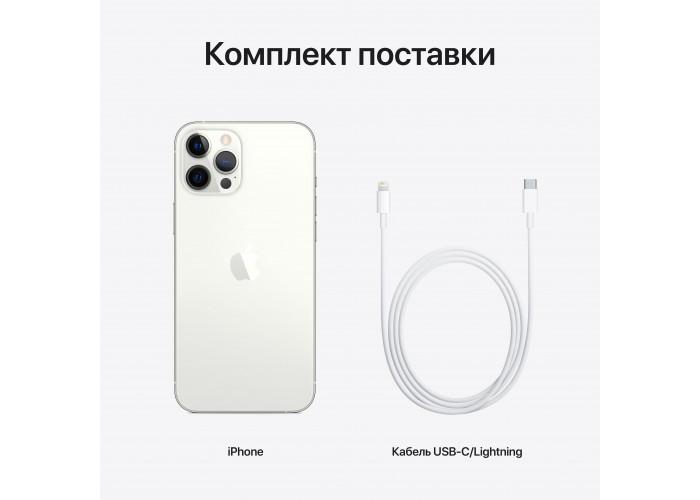 iPhone 12 Pro Max 128 ГБ серебристый