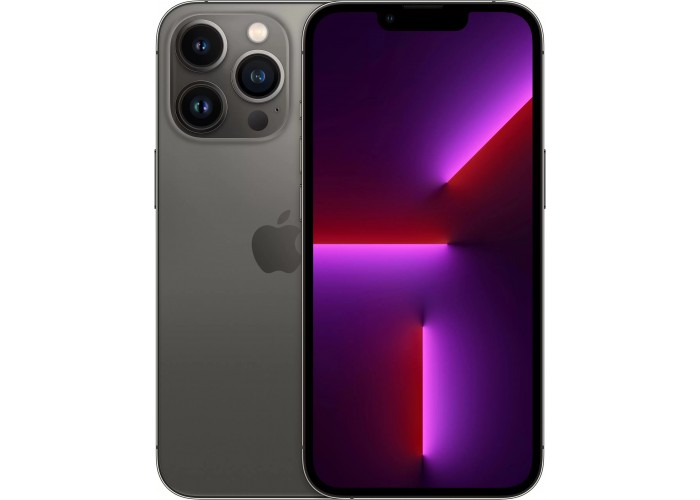 iPhone 13 Pro 256 ГБ графитовый