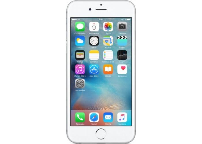 iPhone 6s 32 ГБ серебристый