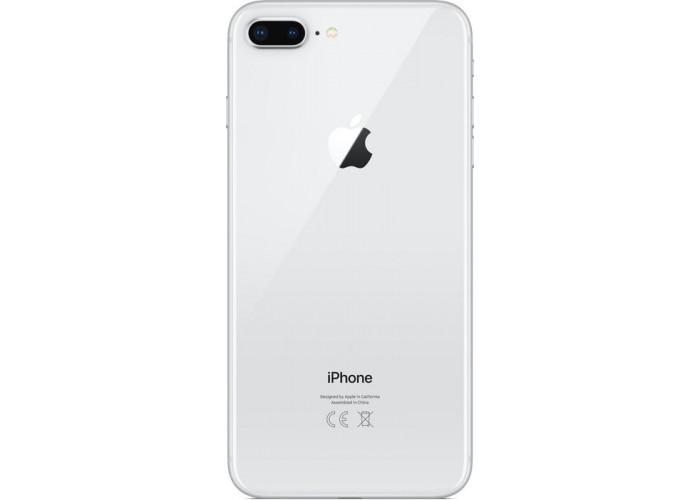 iPhone 8 Plus 128 ГБ серебристый