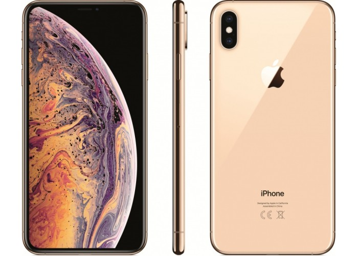 iPhone XS Max 256 ГБ золотой