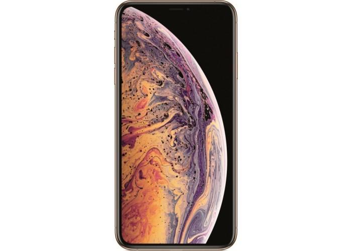 iPhone XS Max 512 ГБ золотой