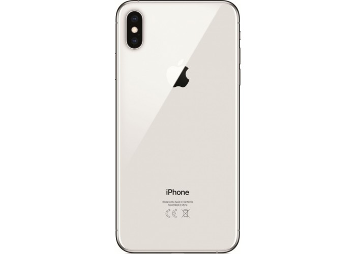 iPhone XS Max 512 ГБ серебристый