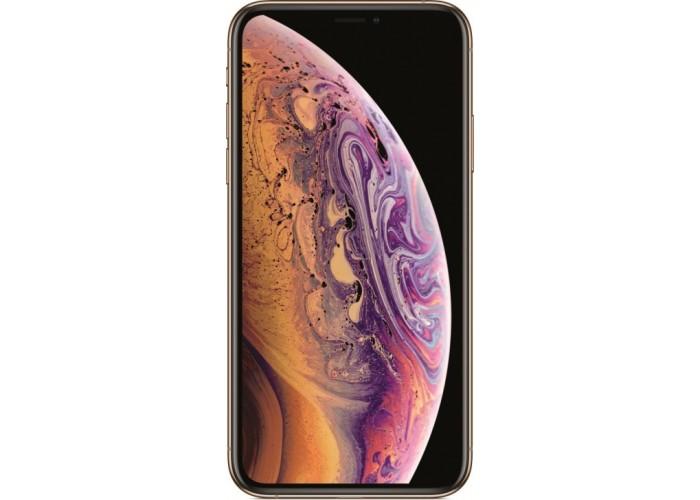 iPhone XS 64 ГБ золотой