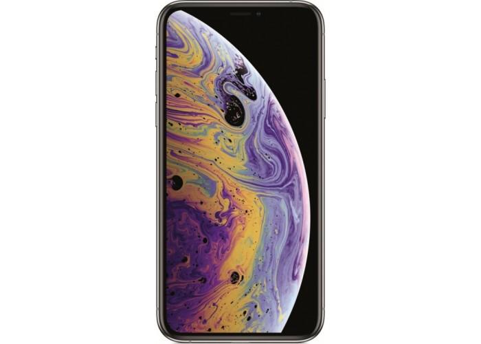 iPhone XS 512 ГБ серебристый