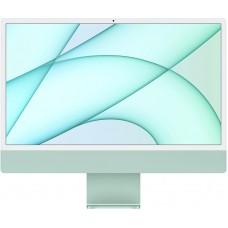 """iMac 24"""" 2021, Retina 4.5K, M1, 7-core GPU, 8 ГБ, 256 ГБ SSD, зелёный"""