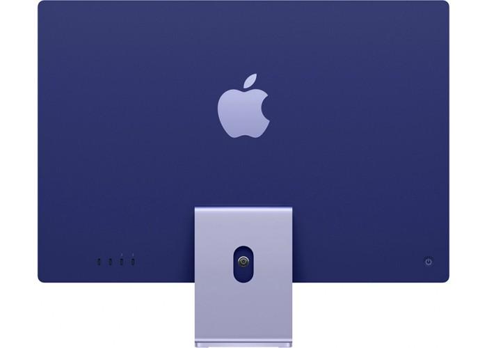"iMac 24"" 2021, Retina 4.5K, M1, 8-core GPU, 8 ГБ, 512 ГБ SSD, фиолетовый"