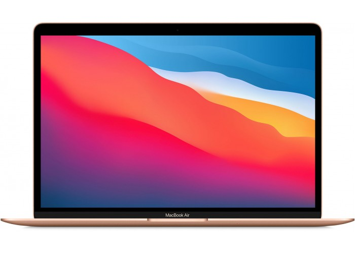 "MacBook Air 13"" Late 2020, Apple M1, 8 ГБ, 256 ГБ SSD, золотой"