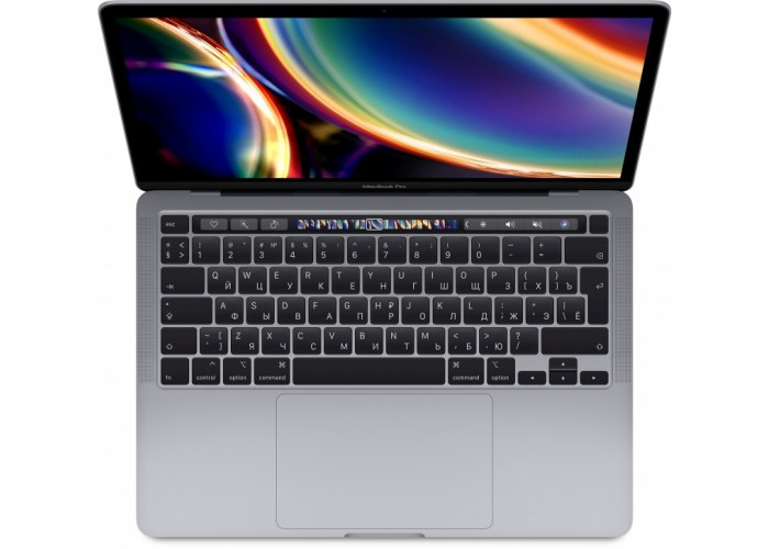 "MacBook Pro 13"" Mid 2020, Core i5 2.0 ГГц, 16 ГБ, 512 ГБ SSD, Iris Plus, Touch Bar, «серый космос»"
