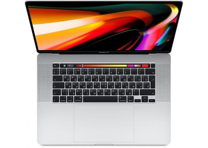 "MacBook Pro 16"" Late 2019, Core i9 2,3 ГГц, 16 ГБ, 1 ТБ SSD, Radeon Pro 5500M, Touch Bar, серебристый"