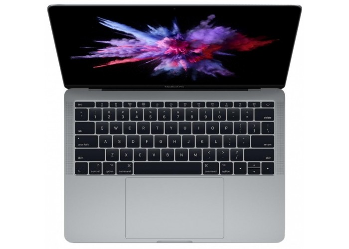 "MacBook Pro 13"" Mid 2017, Core i5 2,3 ГГц, 8 ГБ, 128 ГБ SSD, Iris 640, «серый космос»"