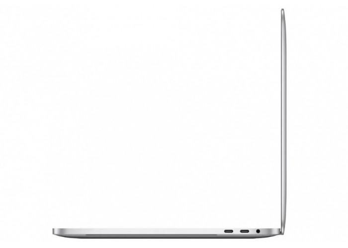 "MacBook Pro 15"" Mid 2018, Core i7 2,2 ГГц, 16 ГБ, 256 ГБ SSD, Radeon Pro 555X, Touch Bar, серебристый"
