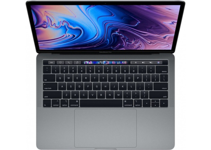 "MacBook Pro 13"" Mid 2019, Core i5 1.4 ГГц, 8 ГБ, 128 ГБ SSD, Iris Plus 645, Touch Bar, «серый космос»"
