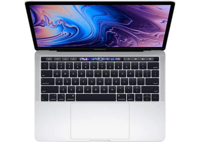 "MacBook Pro 13"" Mid 2019, Core i5 2,4 ГГц, 8 ГБ, 256 ГБ SSD, Iris Plus 655, Touch Bar, серебристый"