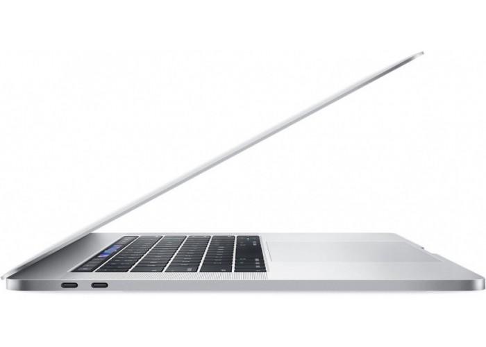 "MacBook Pro 15"" Mid 2019, Core i7 2,6 ГГц, 16 ГБ, 256 ГБ SSD, Radeon Pro 555X, Touch Bar, серебристый"
