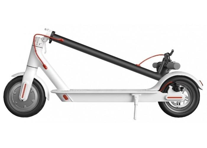 Электросамокат Xiaomi Mijia M365 Electric Scooter белый