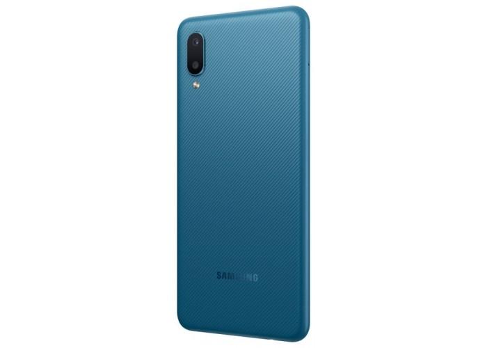 Samsung Galaxy A02 Синий