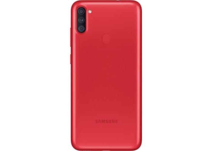 Samsung Galaxy A11 Красный